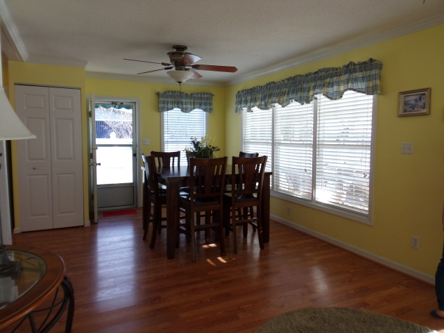 Screened In Porch With Tv
